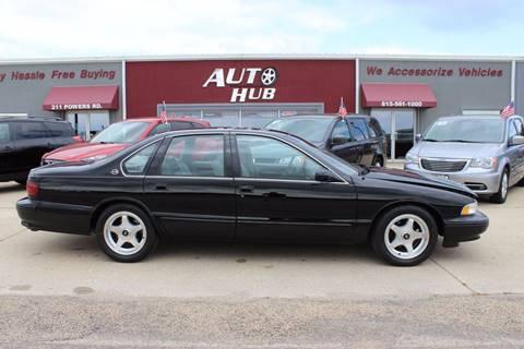 1996 Chevrolet Impala for sale in Rochelle, IL