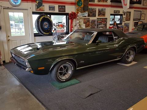 1972 Ford Mustang for sale in Rochelle, IL