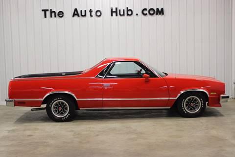 1985 Chevrolet El Camino for sale in Rochelle, IL