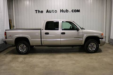 2007 GMC Sierra 2500HD Classic for sale in Rochelle, IL