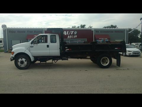 2000 Ford F-650 Super Duty for sale in Rochelle, IL