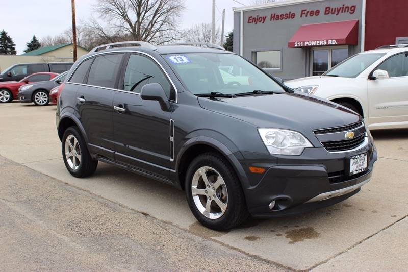 2013 chevrolet captiva sport lt 4dr suv in rochelle il - 2012 chevy captiva interior door handle ...