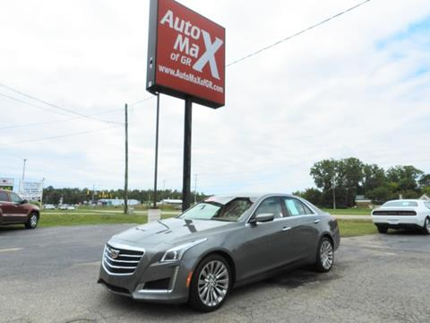 2016 Cadillac CTS for sale in Comstock Park, MI