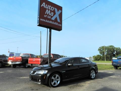 2009 Pontiac G8 for sale in Comstock Park, MI