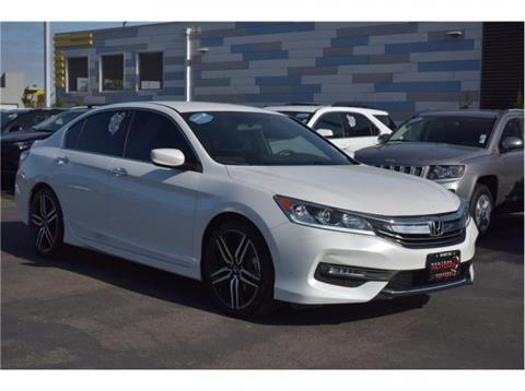 2017 Honda Accord for sale in Fresno, CA