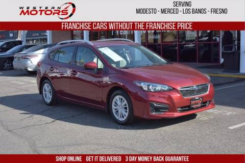 2017 Subaru Impreza for sale at Choice Motors in Merced CA