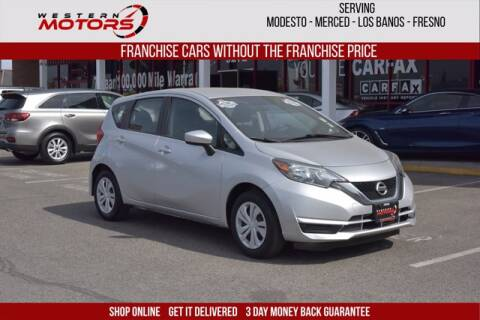 2018 Nissan Versa Note for sale at Choice Motors in Merced CA