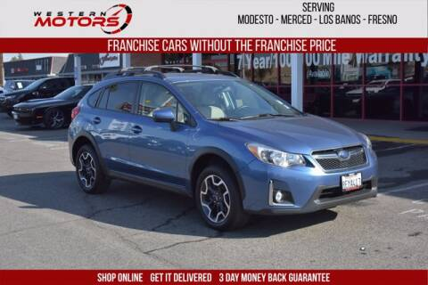 2017 Subaru Crosstrek for sale at Choice Motors in Merced CA