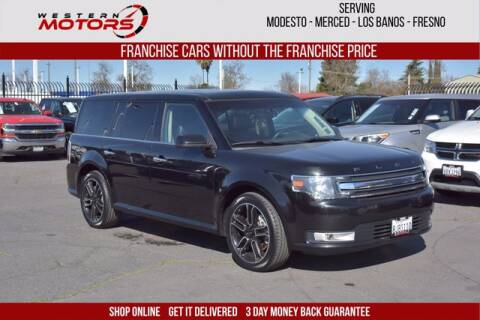 2015 Ford Flex for sale at Choice Motors in Merced CA