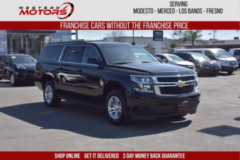 2019 Chevrolet Suburban for sale at Choice Motors in Merced CA