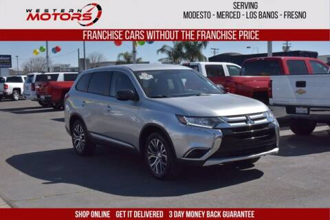 2018 Mitsubishi Outlander for sale at Choice Motors in Merced CA