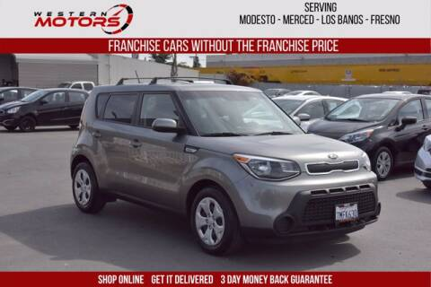 2015 Kia Soul for sale at Choice Motors in Merced CA