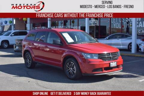 2018 Dodge Journey for sale at Choice Motors in Merced CA