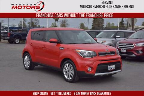 2018 Kia Soul for sale at Choice Motors in Merced CA