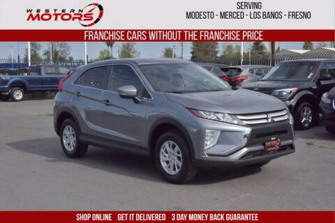 2019 Mitsubishi Eclipse Cross for sale at Choice Motors in Merced CA