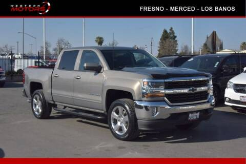 2017 Chevrolet Silverado 1500 for sale at Choice Motors in Merced CA