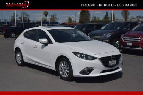 2016 Mazda MAZDA3 i Touring for sale at Choice Motors in Merced CA