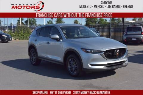 2019 Mazda CX-5 for sale at Choice Motors in Merced CA