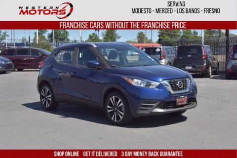 2019 Nissan Kicks for sale at Choice Motors in Merced CA
