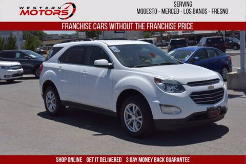 2017 Chevrolet Equinox for sale at Choice Motors in Merced CA