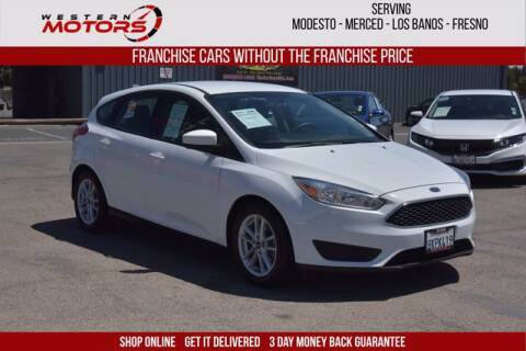 2018 Ford Focus for sale at Choice Motors in Merced CA
