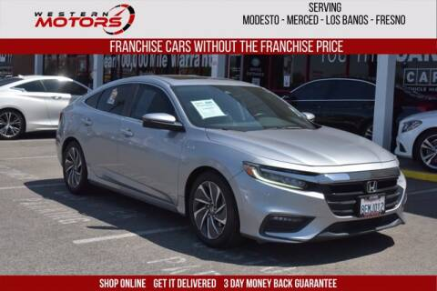 2019 Honda Insight for sale at Choice Motors in Merced CA