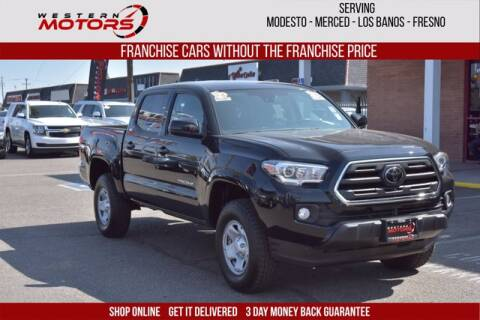 2018 Toyota Tacoma for sale at Choice Motors in Merced CA