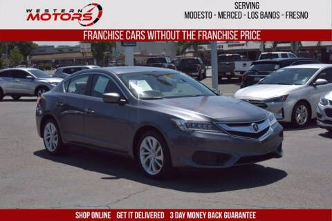 2017 Acura ILX for sale at Choice Motors in Merced CA