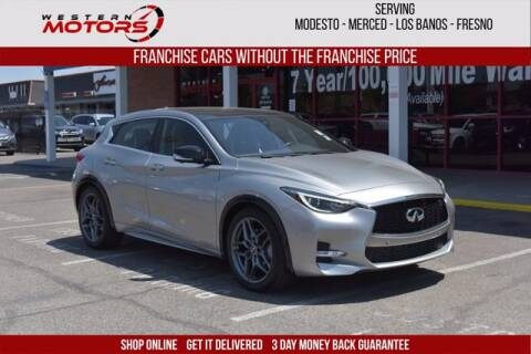 2017 Infiniti QX30 for sale at Choice Motors in Merced CA