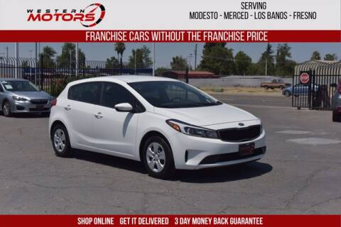 2018 Kia Forte5 for sale at Choice Motors in Merced CA