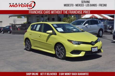 2016 Scion iM for sale at Choice Motors in Merced CA