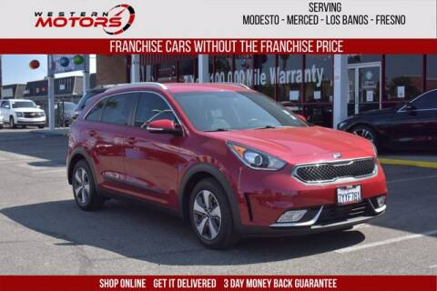 2017 Kia Niro for sale at Choice Motors in Merced CA