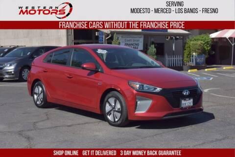 2019 Hyundai Ioniq Hybrid for sale at Choice Motors in Merced CA