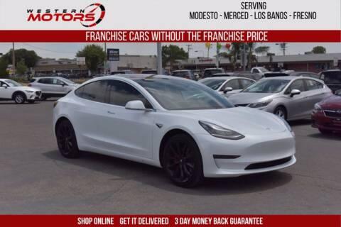 2019 Tesla Model 3 for sale at Choice Motors in Merced CA