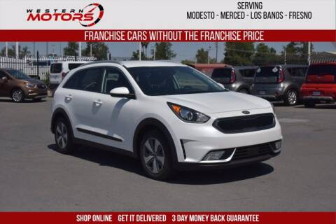 2019 Kia Niro for sale at Choice Motors in Merced CA