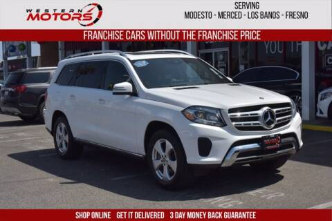 2018 Mercedes-Benz GLS for sale at Choice Motors in Merced CA