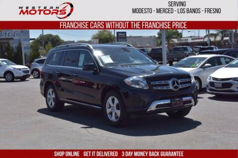 2019 Mercedes-Benz GLS for sale at Choice Motors in Merced CA