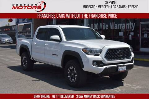 2019 Toyota Tacoma for sale at Choice Motors in Merced CA