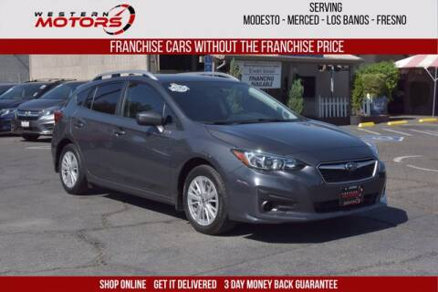 2018 Subaru Impreza for sale at Choice Motors in Merced CA