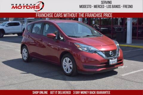 2019 Nissan Versa Note for sale at Choice Motors in Merced CA
