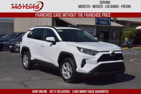 2019 Toyota RAV4 for sale at Choice Motors in Merced CA
