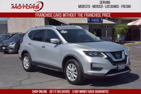 2017 Nissan Rogue for sale at Choice Motors in Merced CA