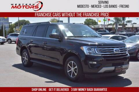 2019 Ford Expedition MAX for sale at Choice Motors in Merced CA