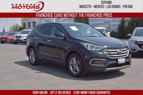 2018 Hyundai Santa Fe Sport for sale at Choice Motors in Merced CA