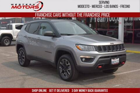 2019 Jeep Compass for sale at Choice Motors in Merced CA