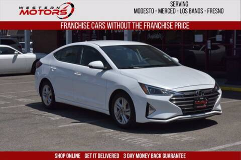 2020 Hyundai Elantra for sale at Choice Motors in Merced CA