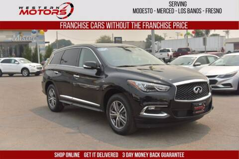 2019 Infiniti QX60 for sale at Choice Motors in Merced CA