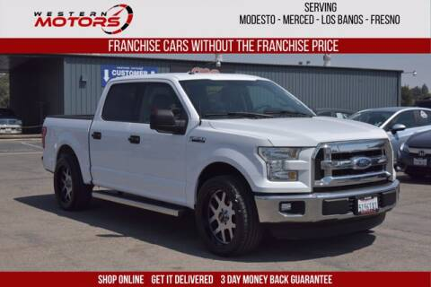 2016 Ford F-150 for sale at Choice Motors in Merced CA