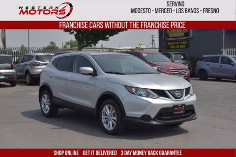 2018 Nissan Rogue Sport for sale at Choice Motors in Merced CA