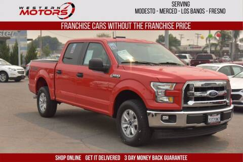 2017 Ford F-150 for sale at Choice Motors in Merced CA